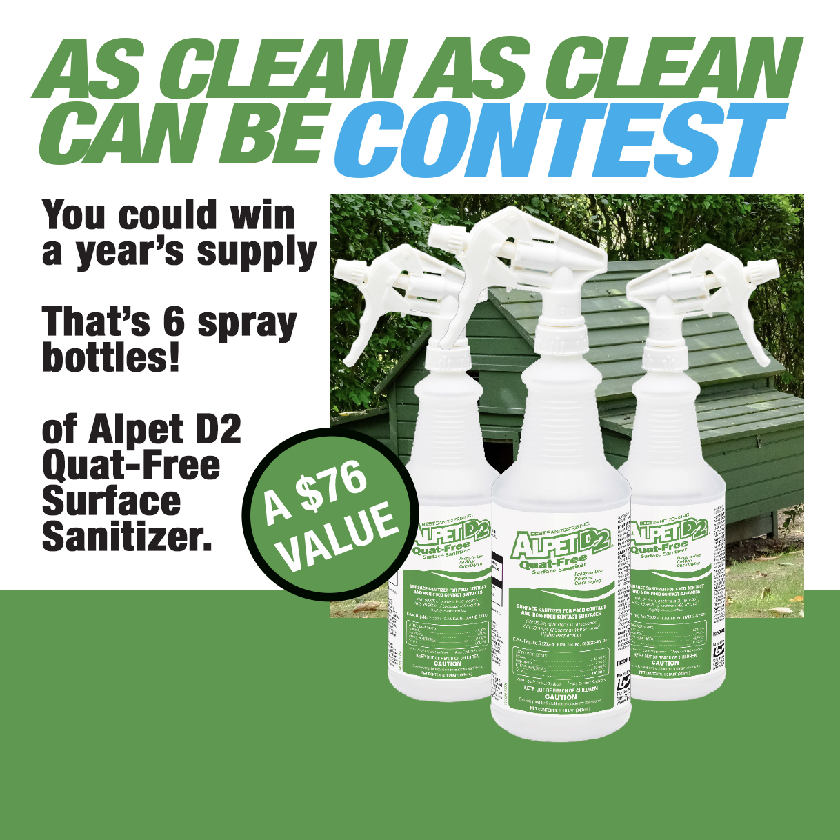 CleanContest