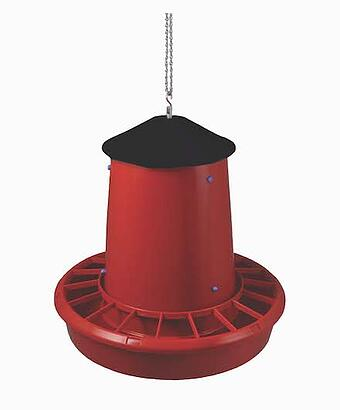feeder can be suspended